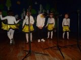 ˝Smerfy˝ na Festiwalu Piosenki Przedszkolnej